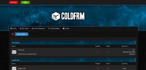HileUzmanı Teması - ColdFrm 1.0