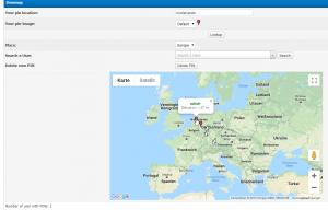 Google Maps Usermap